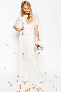 The ASOS Bridal Collection Is Finally Here to Make Wedding Dreams Come True
