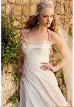 Bodenlang Brautkleider 2014