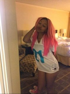 Zonnique Pullins from the OMG Girlz