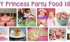 princess party food ideas - Bing Images