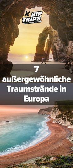 Traumstrände | Strand | Europa | Sonnenuntergang | Sand | Meer | Urlaub