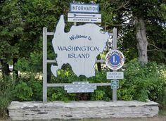 Washington Island, Door County, Wisconsin