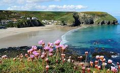 Cornwall: The stretch of the coast from Portreath to the south has a quiet magic
