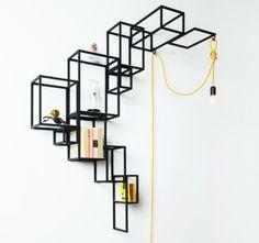 etagere-metal-mural-serax - Le blog deco de MLC