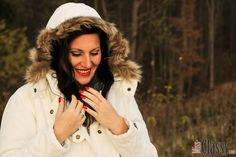 OUTFIT: Weißer Parka mit Kapuze - Miss Classy