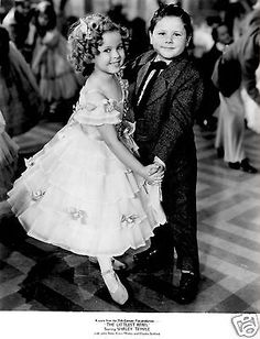 SHIRLEY TEMPLE 8x10 RESTRIKE PUBLICITY PHOTO for the movie THE LITTLEST REBEL