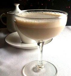 This is a light version of the original heavy Irish Cream Cocktail.