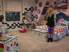 90s girl bedroom - Google Search