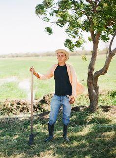 Portrait of a Rice Farmer