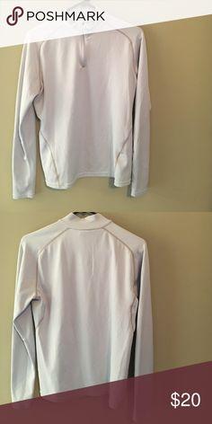 Nike pull over Nike sphere dry. 1/2 zip. Baby blue. Super comfy material. Nike Tops Sweatshirts & Hoodies