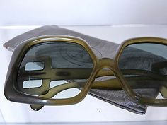 Christian Dior CD Sonnenbrille 737 Brille Sunglasses Lunettes Vintage 9 | eBay