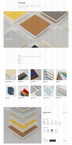 Mishmash Website on Behance