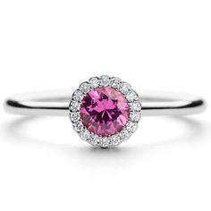Andrew Geoghegan Cannele Bridal Pink