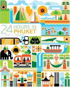 24 horas en Phuket, Tailandia