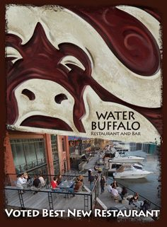 Restaurant In The Third Ward On Water Milwaukee Restaurants Great Buffalo