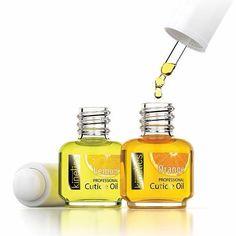 Zadbaj o swoje skórki i paznokcie olejkami do pielęgnacji Kinetics: Olejek do skórek pomarańczowy KTR05 Olejek do skórek cytrynowy KTR06