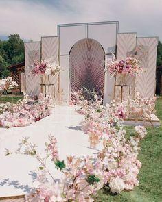 77 Best Wedding Ceremony Backdrops Images Wedding Ceremony