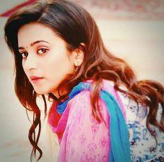 Shivani Surve, Shaheer Sheikh, Nymphs, Bollywood, Dreadlocks, Glamour, Touch, Hair Styles, Cute