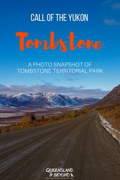 Tombstone Territorial Park in the heart of the Yukon is made for adventures. We only had a day but here's a photo snapshot of Tombstone's stunning beauty! 🌐 Queensland & Beyond Train Travel, Travel Usa, The Places Youll Go, Places To Visit, City Break, Luxury Travel, Where To Go, Day Trips, Adventure Travel