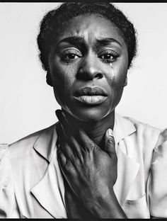 Cynthia Erivo, the English daughter of Nigerian immigrants, was a total unknown . Face Reference, Art Reference Poses, Reference Images, Photo Reference, Foto Portrait, Portrait Photography, Cynthia Erivo, Expressions Photography, Emotional Photography