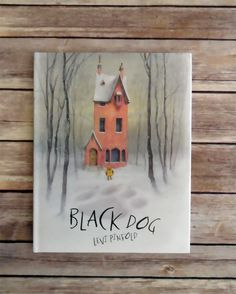 Book of the Week: Black Dog by Levi Pinfold