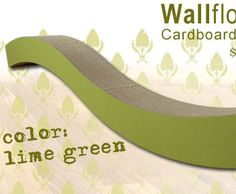 wallflower lime scratcher...DRAT, now sold out and discontinued item:( love the lime green one