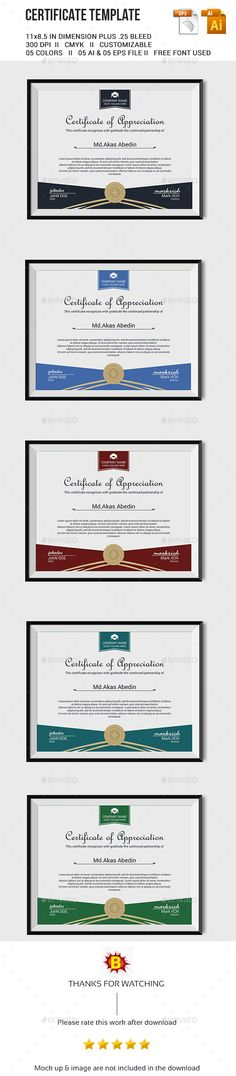 Certificate Template Vector EPS, AI. Download here: http://graphicriver.net/item/certificate-template/13632925?ref=ksioks