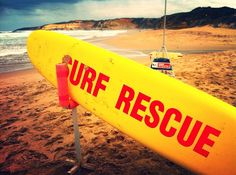 Jan Juc surf rescue #janjuc #surflife #lifesaver #beach #water #waves #ocean #surf #surfers #seegor #greatoceanroad #sea #seaside #surfing by addyblackphotos