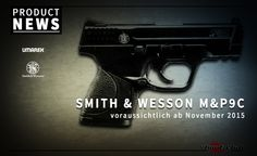shoot-club Smith&Wesson M&P9C CO2 Pistole Kal. 4,5 mm brüniert  #shootclub #schreckschuss #Pistol #smithandwesson