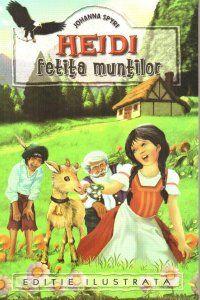 În această carte este vorba despre o fetiţă pe nume Heidi. Ea a fost dusă de mătuşa sa, Dete, la unchiul din munţi. Acolo Heidi se apropie foarte mult de bunic, se împrieteni cu ciobănaşul Peter, c… Family Guy, Comic Books, Japan, Comics, Fictional Characters, Cartoons, Cartoons, Fantasy Characters, Comic