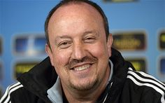 Rafael Benitez, Chelsea - interim. Europa League Champions. 3rd place EPL. Where to next Rafa?