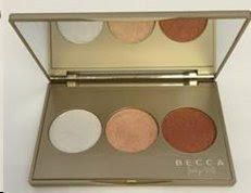 BECCA Limited Edition Champagne Glow Palette  Pop the champagne this holiday season! BECCA introduces the limited-edition Champagne Glow Palette – a collection of Shimmering Skin Perfector® Pressed shades curated by YouTube beauty sensation and makeup artist Jaclyn Hill. Perfect for achieving the ever-coveted festive holiday look, the luminous palette features record-breaking best-seller Champagne Pop.  $38- Sephora