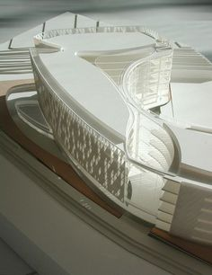 Pangyo Global R+D Center, image courtesy of DRDS, architectural model, maqueta, modulo: