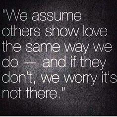 Ahhh...true