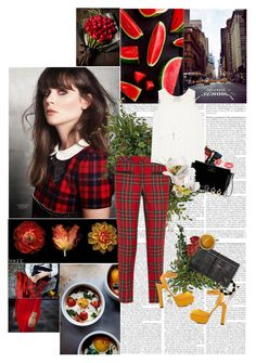 """""""School Back 2014 In 1 Day"""" by floralbeauteous ❤ liked on Polyvore featuring Zooey, IDEA International, Karl Lagerfeld, Paul Smith, Lulu Guinness, Zara, Crate and Barrel, Topshop, Lucky Brand and Carmex"""
