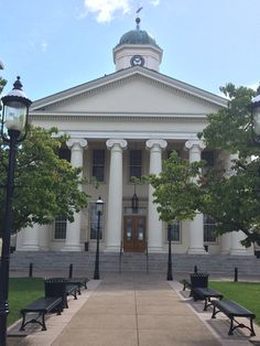 Bellefonte County Courthouse The Home Of Five Pennsylvanias Governors And Two Others