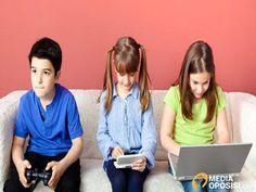 Ini Lho Langkah Antisipasi Anak Kecanduan Gadget