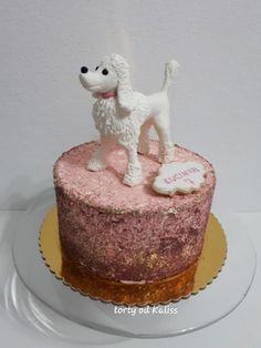Poodle, Cake, Desserts, Pie Cake, Cakes, Deserts, Poodles, Dessert, Postres