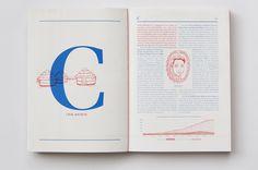 Nevertheless Magazine Designed by atelier olschinsky