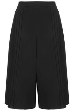 Pleated Culottes - Trousers & Leggings - Clothing - Topshop