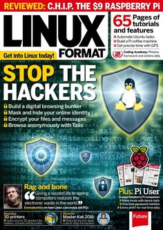 Linux Format is your complete guide to the world of Linux. Whether you've just discovered Linux, or you're a full-time guru, Linux Format has everything you need to make the most of your OS. The editorial formula is a mix of features, reviews and practical tutorials that tackle topics as far ranging as installing software to socket programming and network management.