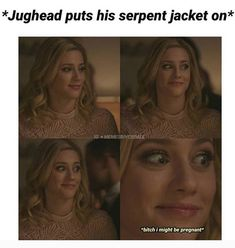 In secretly mentally dating Cole Sprouse. Move over lili/betty The post Time to put your serpent jackets on! appeared first on Riverdale Memes. Riverdale Merch, Riverdale Quotes, Riverdale Funny, Bughead Riverdale, Movies And Series, Cw Series, Fandoms, Riverdale Betty And Jughead, Lili Reinhart And Cole Sprouse