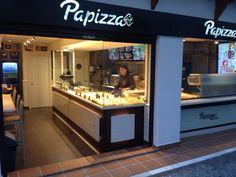 Papizza - pizza al corte - pizza al taglio - La comunicación