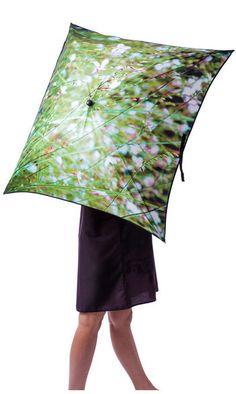 Parapluie fleurs de goras