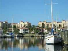 Burnt Store Marina - Punta Gorda, FL!!! Have lived here. Lovely if your lookin' to retire.