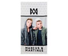 Multi håndkle 70x140cm Marcus & Martinus