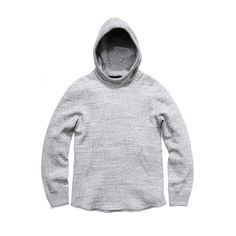 Reigning Champ Mesh Fleece Pullover Hoodie