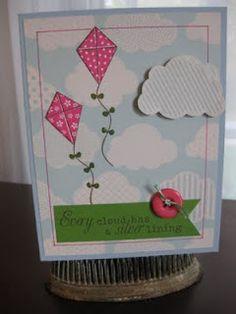 kite card- by Kendra