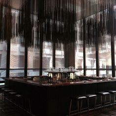 Bar Ceiling Feature Light