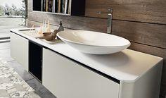 Italian bathroom Edoné: Giunone collection by Agorà Group